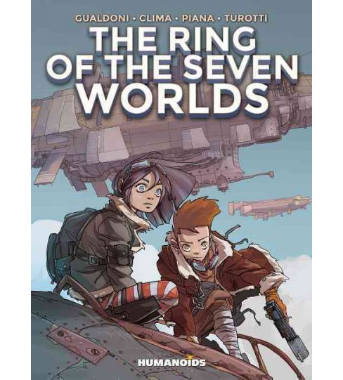 Ring of the Seven Worlds (Paperback) (Giovanni Gualdoni & Gabriele Clima) - image 1 of 1