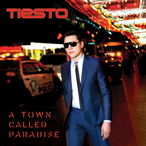 Tiesto - Town called paradise (CD) - image 1 of 1