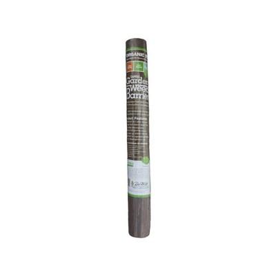 DeWitt NAT3300 3 x 300 Ft All Natural Organic Biodegradable Paper Mulch Garden Weed Control Barrier