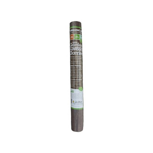 DeWitt NAT3300 3 x 300 Ft All Natural Organic Biodegradable Paper Mulch Garden Weed Control Barrier - image 1 of 4