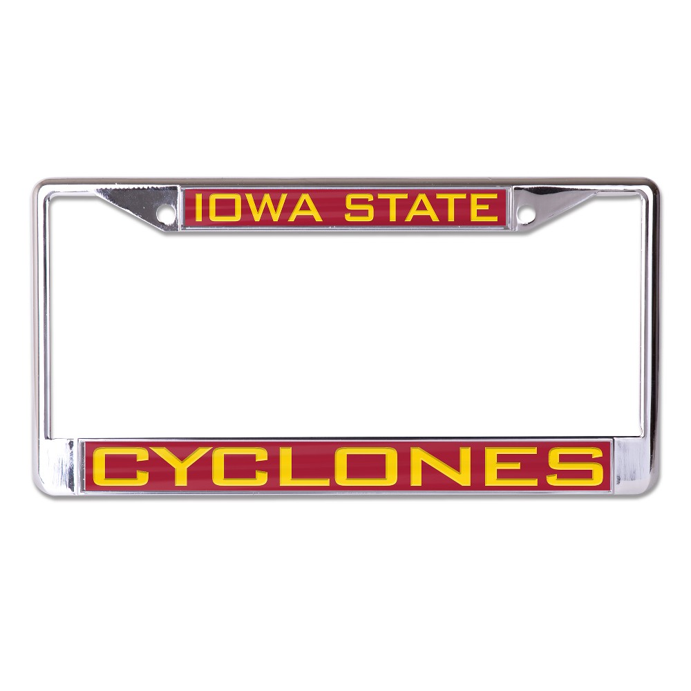 NCAA Iowa State Cyclones License Plate Frame