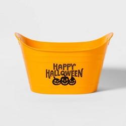 Happy Halloween Plastic Beverage Tub - Hyde & EEK! Boutique™
