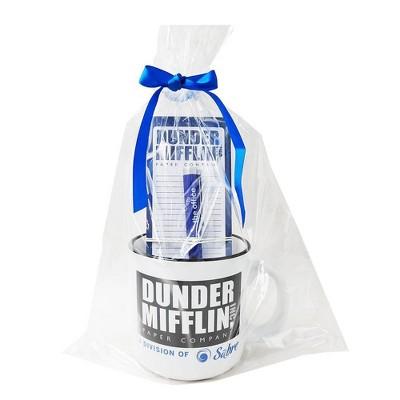 The Office 20oz Ceramic Camper Mug - Silver Buffalo