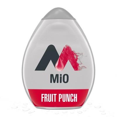 MiO Fruit Punch Liquid Water Enhancer - 1.62 fl oz Bottle
