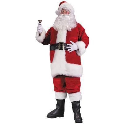 Adult Santa Suit Halloween Costume XL