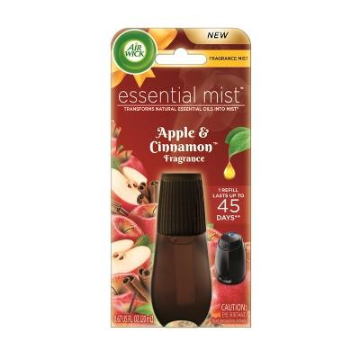 Air Wick Apple & Cinnamon Scented Essential Mist Refill - 1ct