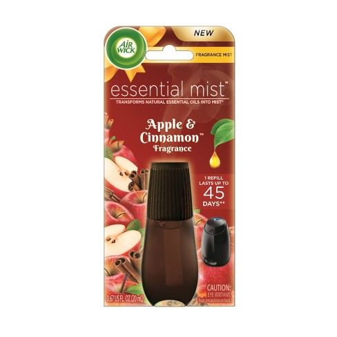 Air Wick Apple & Cinnamon Scented Essential Mist Refill - 1ct - image 1 of 4