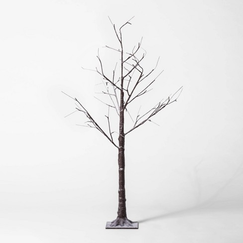 4ft Christmas LED Twig Tree Novelty Sculpture Lights Warm White Steady or Twinkle - Wondershop™ - image 1 of 2