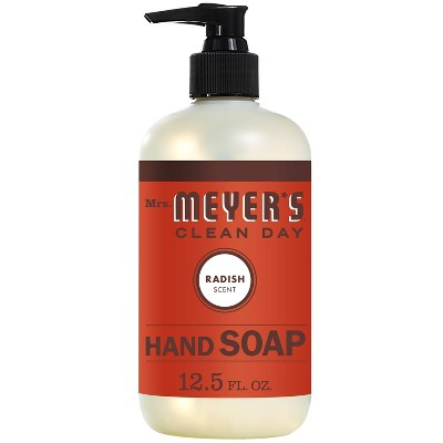 Mrs. Meyer's Radish Scented Liquid Hand Soap - 12.5 fl oz