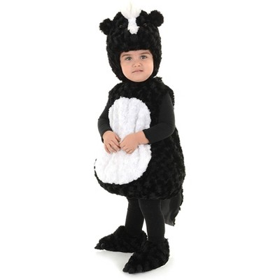Underwraps Costumes Lil Stinker Skunk Costume Child Toddler