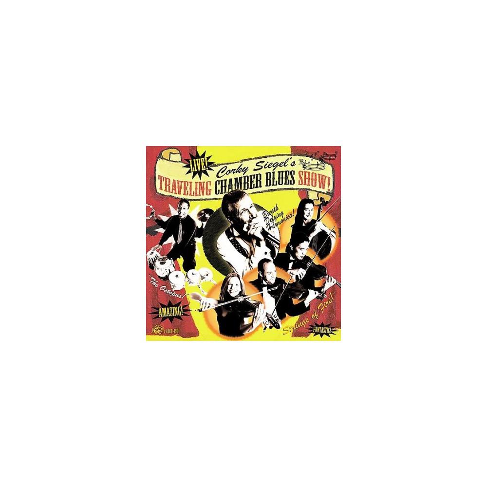 Corky Siegel's Trave - Corky Siegel's Traveling Chamber Blue (CD)