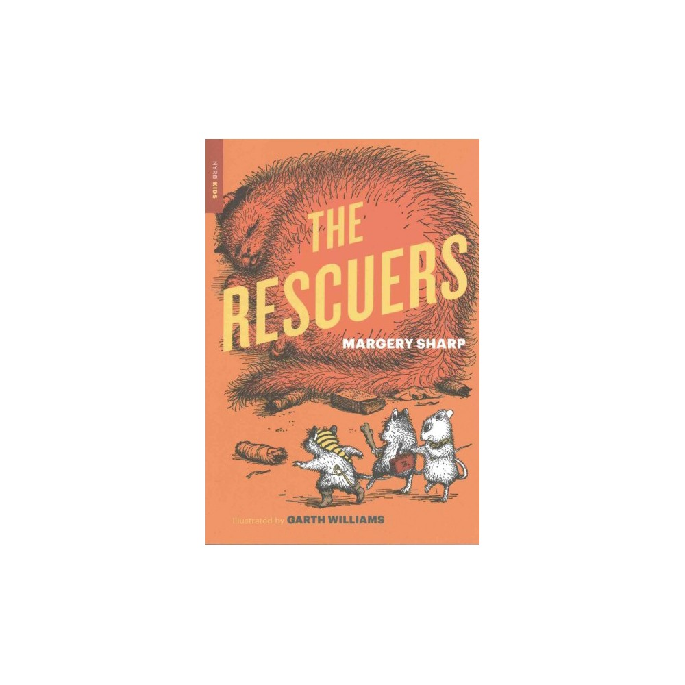 Rescuers (Reissue) (Paperback) (Margery Sharp)