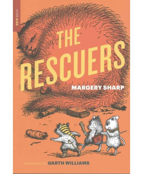 Rescuers (Reissue) (Paperback) (Margery Sharp) - image 1 of 1