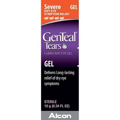 GenTeal Tears Severe Dry Eye Lubricant Gel - 0.34 fl oz