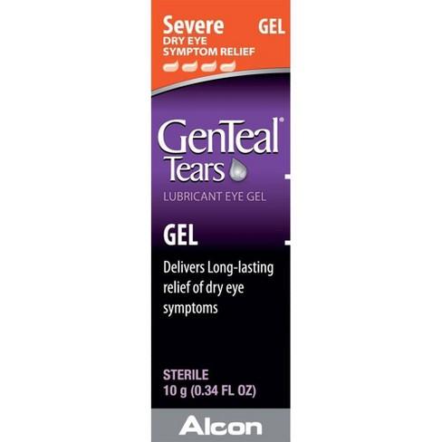 GenTeal Tears Severe Dry Eye Lubricant Gel - 0.34 fl oz - image 1 of 4