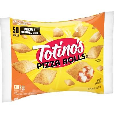 Totino's Cheese Frozen Pizza Rolls - 24.8oz