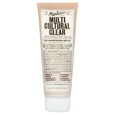 Miss Jessie's Multicultural Clear - 8.5 fl oz - image 1 of 1