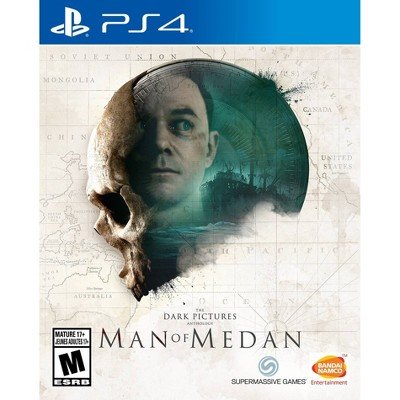 The Dark Pictures: Man of Medan - PlayStation 4