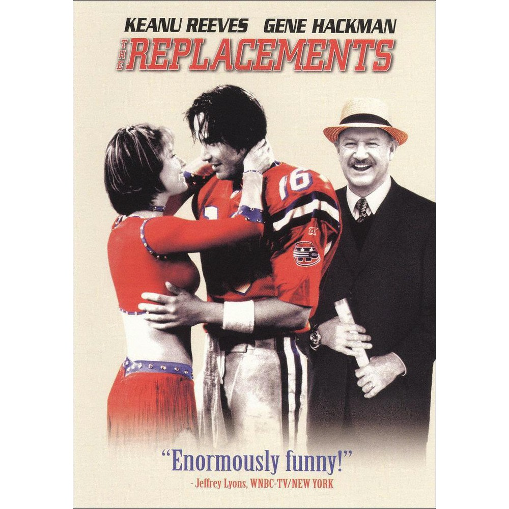 Replacements (Dvd), Movies