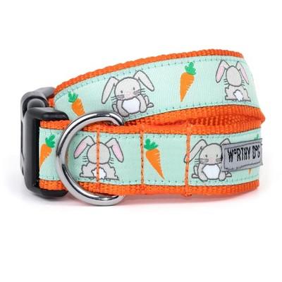 The Worthy Dog Bunnies Dog Collar