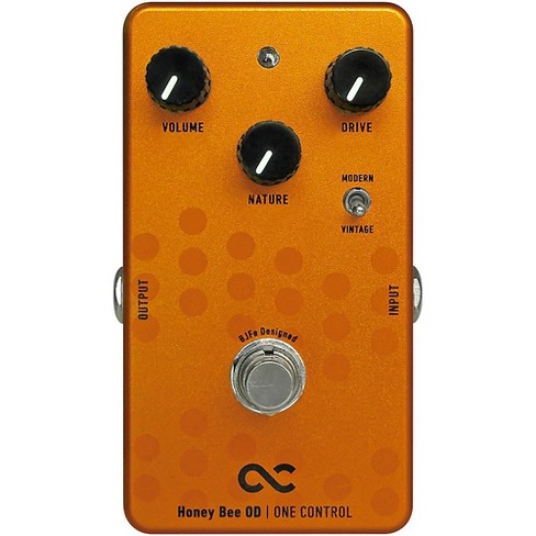 One Control Honey Bee Overdrive Effects Pedal - image 1 of 5