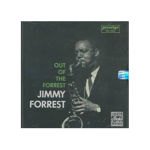 Jimmy Forrest - Out of the Forrest (CD) - image 1 of 1