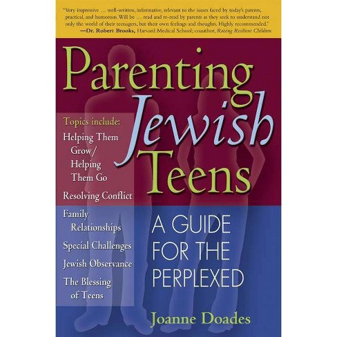 Parenting Jewish Teens - by  Joanne Doades (Paperback) - image 1 of 1