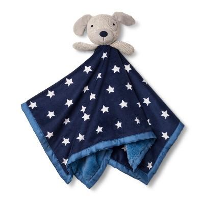 Security Blanket Dog & Stars XL - Cloud Island™ Blue