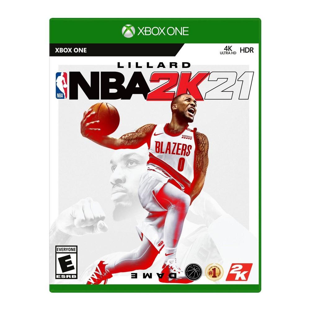 NBA 2K21 - Xbox One, Video Games