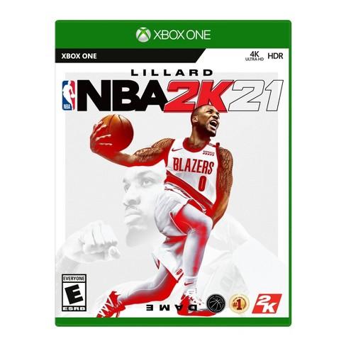 NBA 2K21 - Xbox One - image 1 of 4