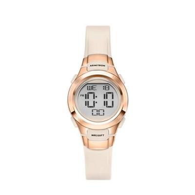 Women's Armitron Pro Sport Digital Watch - Rose Gold