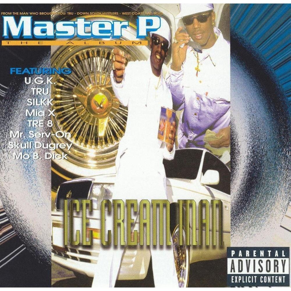 Master P - Ice Cream Man (CD)