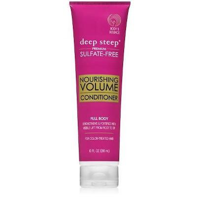 Deep Steep Nourishing Volume Conditioner - 10 fl oz