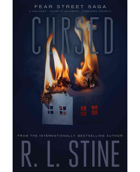 Cursed : A New Fear / House of Whispers / Forbidden Secrets (Combined) (Paperback) (R. L. Stine) - image 1 of 1