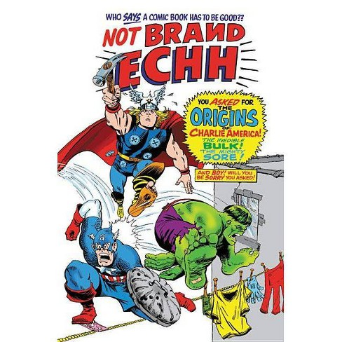 Not Brand Echh: The Complete Collection - (Paperback) - image 1 of 1