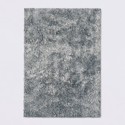 Champagne Shag Tufted Area Rug - Project 62™