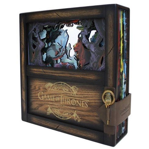 Game of Thrones: The Complete Series Limited Edition Collector's Set (Blu-ray + Digital) - image 1 of 4