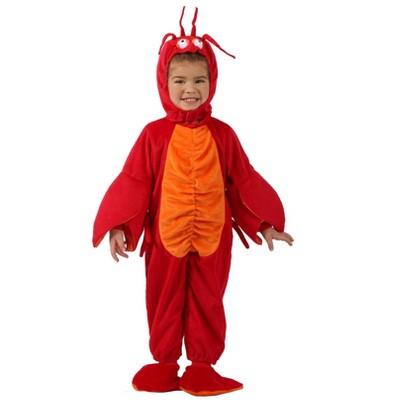 Princess Paradise Toddler Littlest Lobster Costume