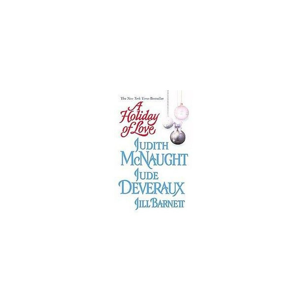 A Holiday of Love (Paperback) by Judith Mcnaught