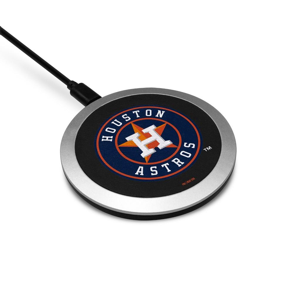 MLB Houston Astros Wireless Charging Pad MLB Houston Astros Wireless Charging Pad