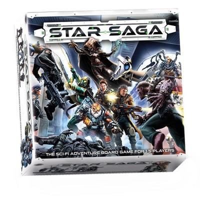 Star Saga Core Set - The Eiras Contract Board Game