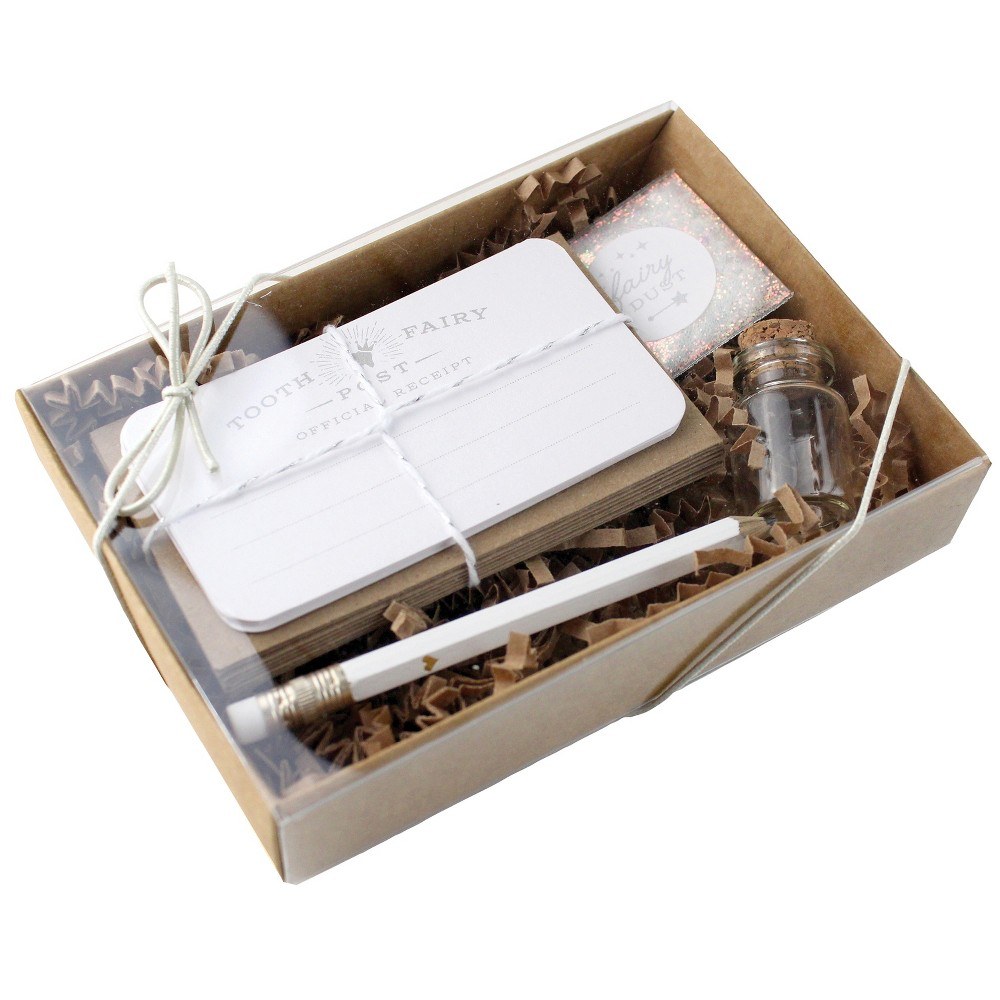 Image of 8ct Tooth Fairy Kit, White