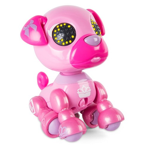 Zoomer Zupps Royal Pups® Princess Pug, Litter 4 - Interactive Puppy with Lights, Sounds and Sensors - image 1 of 6
