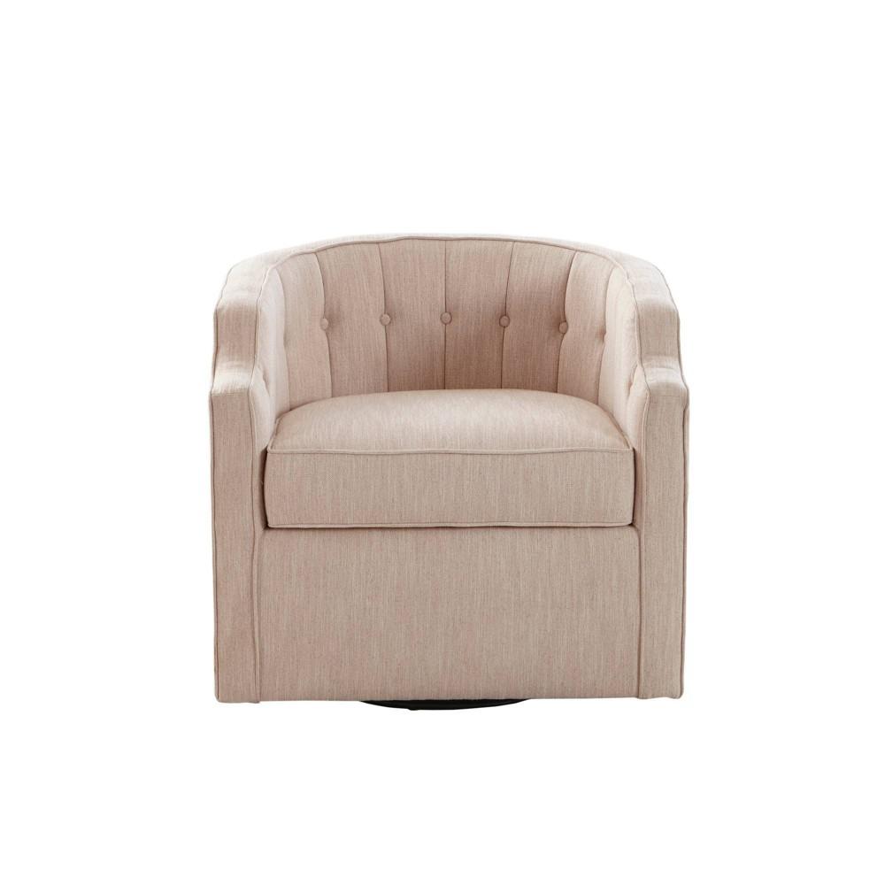 Larson Swivel Glider Chair Blush was $439.99 now $307.99 (30.0% off)