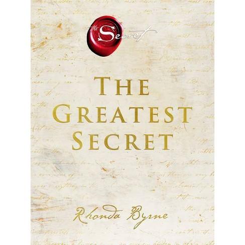 The Greatest Secret - by Rhonda Byrne (Hardcover) - image 1 of 1