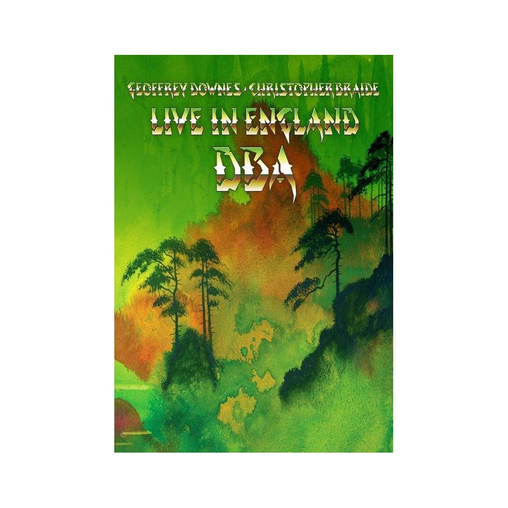 Downes Braide Association Live In England Dvd