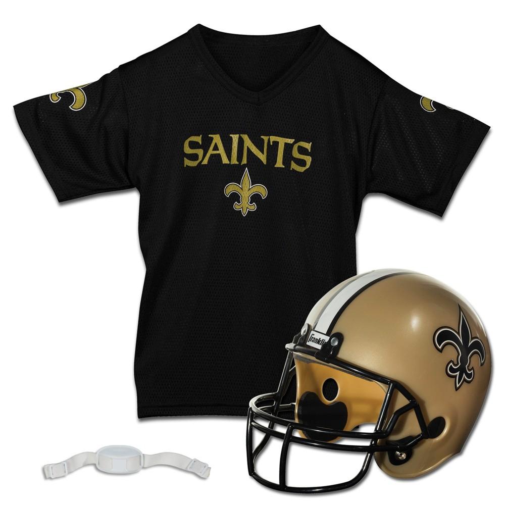 New Orleans Saints Youth Uniform Jersey Set, Kids Unisex