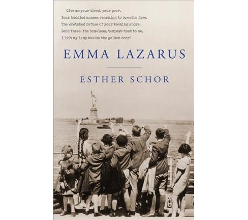 Emma Lazarus (Reprint) (Paperback) (Esther Schor) - image 1 of 1