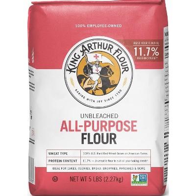 Flours & Meals: King Arthur All Purpose Flour