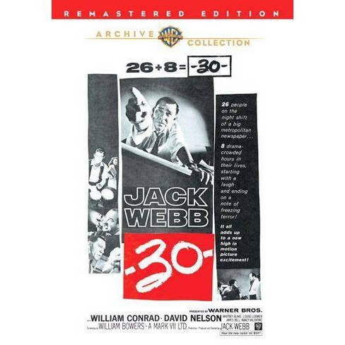-30- (DVD) - image 1 of 1